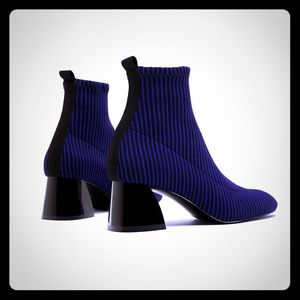 New Zara sock boots